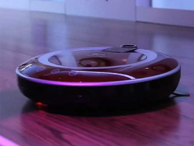 mopping bots now helping in cleaning