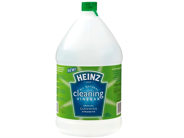 Heinz-Vinegar for cleaning
