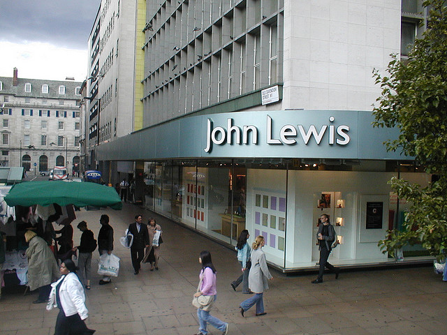John-Lewis cleaners won pay rise