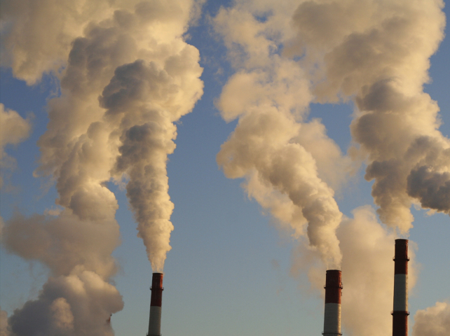 carbon pollution endangers humans