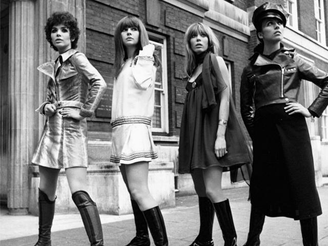 women in 1960s