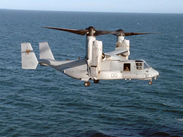MV-22 Osprey tilt roter
