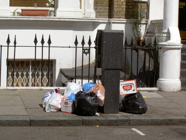Rubbish Removal Services London