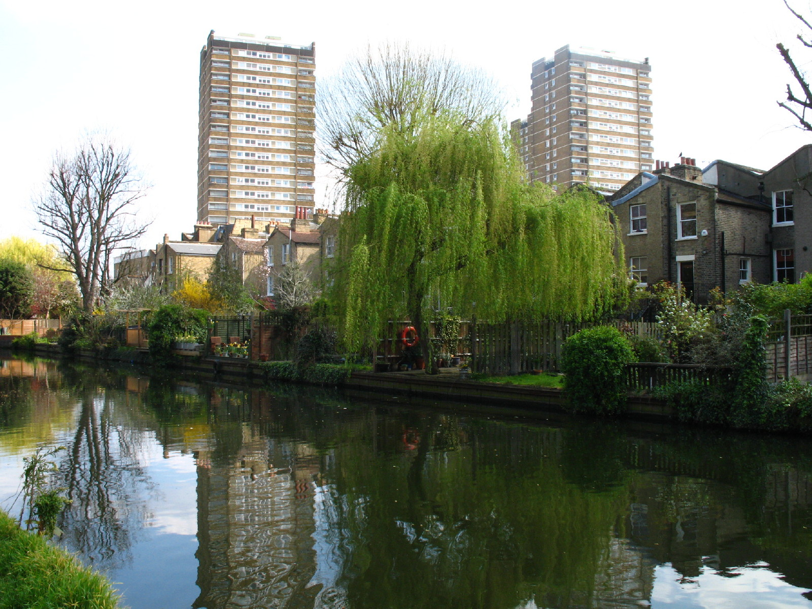 East London Waterways