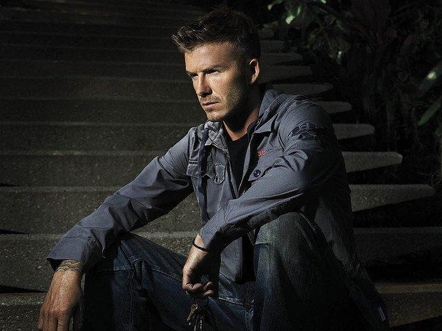 David Beckham a good example of a contemporay gent