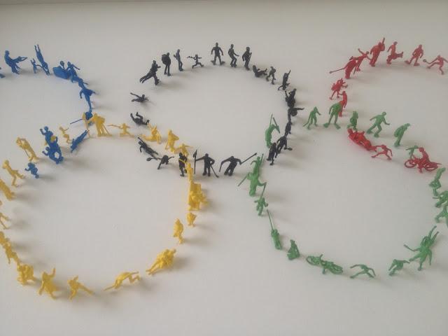 London Olympics 2012 - Cleaner Greener