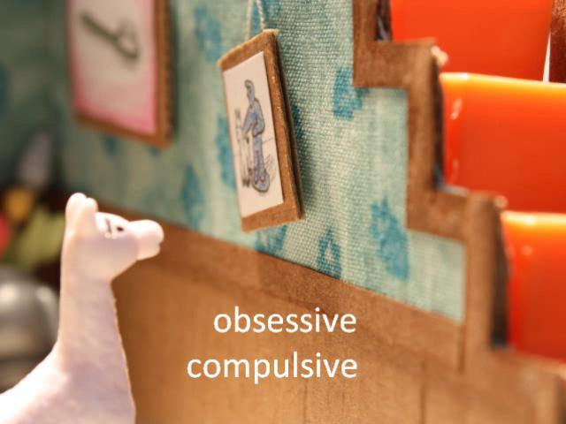 Obessive Compulsive Cleaners